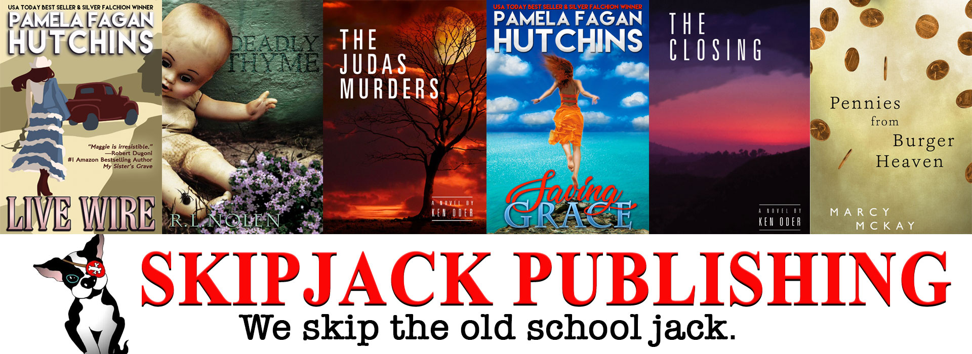 SkipJack Publishing