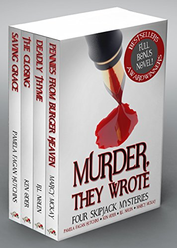 Murder, They Wrote: Four SkipJack Mysteries