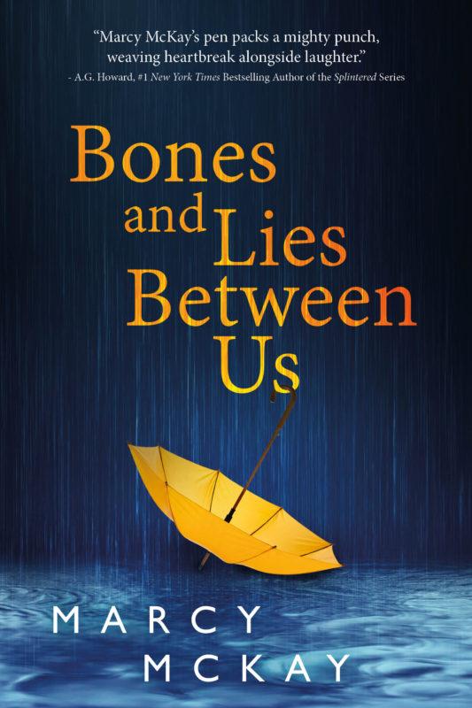 Bones and Lies Between Us